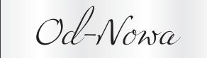 Salon Kosmetyczny Od-Nowa logo